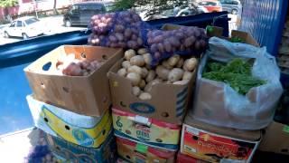 видео развал овощной
