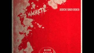 Tito Machete - 02 - Dediche senza dedica