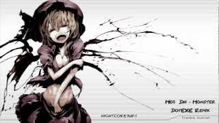 Download Nightcore (Nightstep) - Meg &  Dia - Monster DotEXE Remix HD MP3 song and Music Video