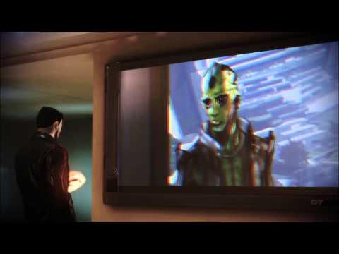 Vidéo Mass Effect 3 Citadelle - Partie 19 : Thane — rôle de Thane Krios