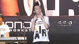 140928 Talking (超飆淚的!)- 蘇打綠 「10週年世界巡迴演唱會」深圳站