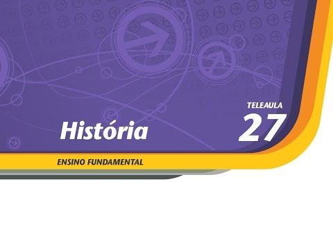 27 - Arte e cultura: 1920 ao Estado Novo - História - Ens. Fund. - Telecurso