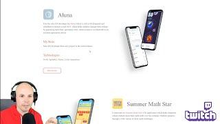 iOS Developer Portfolio Reviews Video