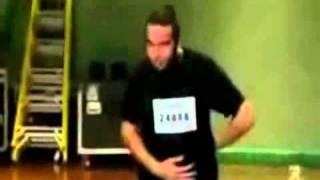 رقص روع  (رجل آلي)