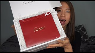 UNBOXING: CARTIER LOVE RING | STYLES BY NGOC