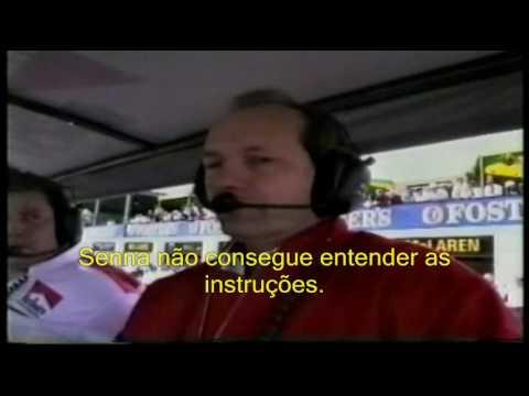 Pole inesperada de  Ayrton Senna