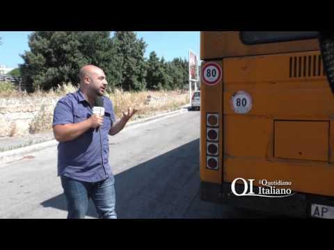 """Bari, a lezione di trasporto pubblico: ecco il significato di """"Amtab a pezzi"""""""