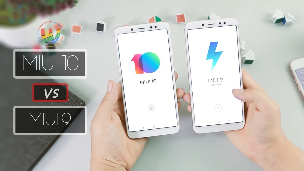 MIUI 10 vs MIUI 9 Speed Test 🔥🔥🔥