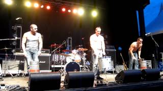 The Mason Rack Band Live @ Beaumont Blues Festival