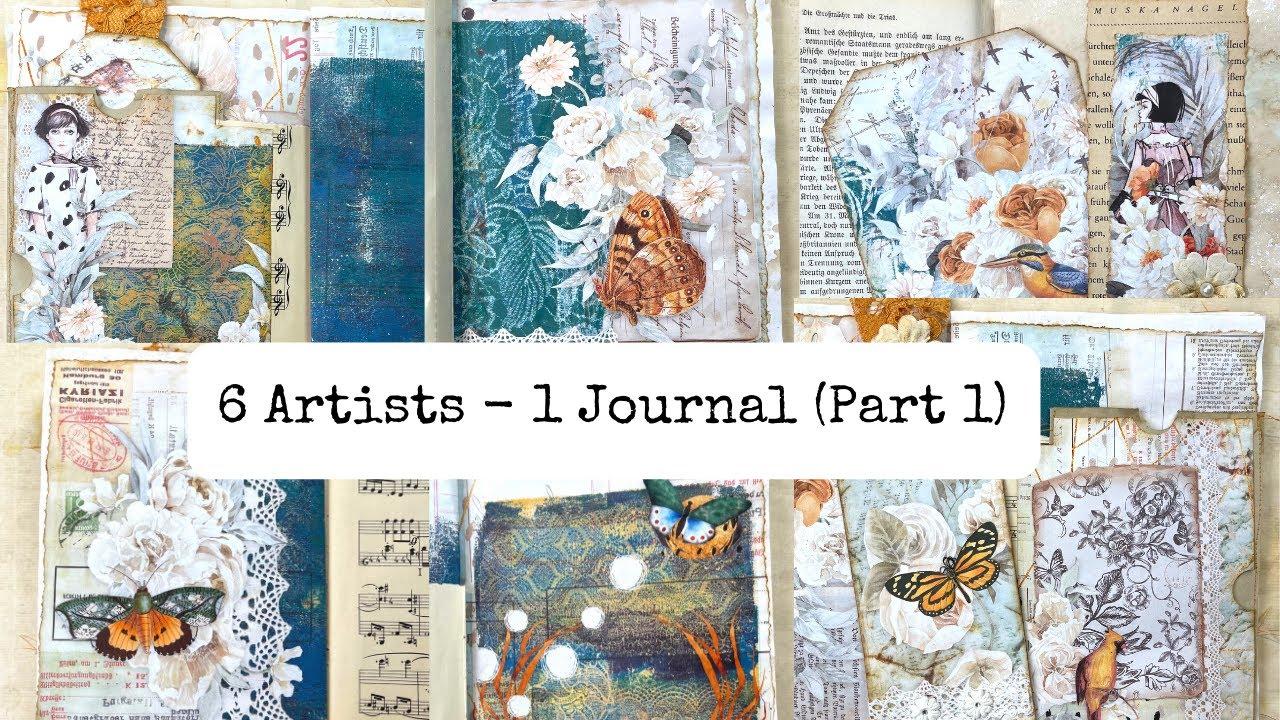6 Artists  - 1 Journal - International Collaboration
