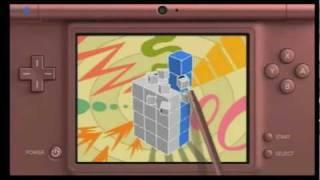 Nintendo DS Picross 3D Game Trailer