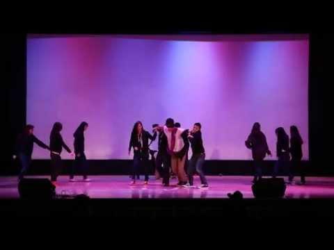 """CFC VShow 2014 """"Beloved"""" Drama Body Worship"""