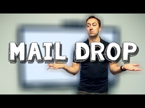 Mail Drop  - Bored Ep 109 - VLDL (There is a new Electronic whiteboard)