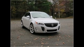 Buick Regal 2017 Car Review