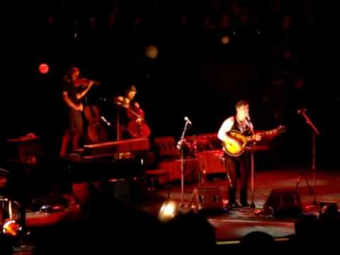 Mumford & Sons : Thistle and Weeds : Laura Marling and Friends at the RFH : 11 August 2009