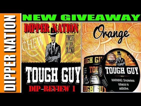 Tough guy  Orange Dip Review dip review 1