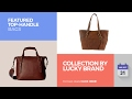 Collection By Lucky Brand Featured Top-Handle Bags