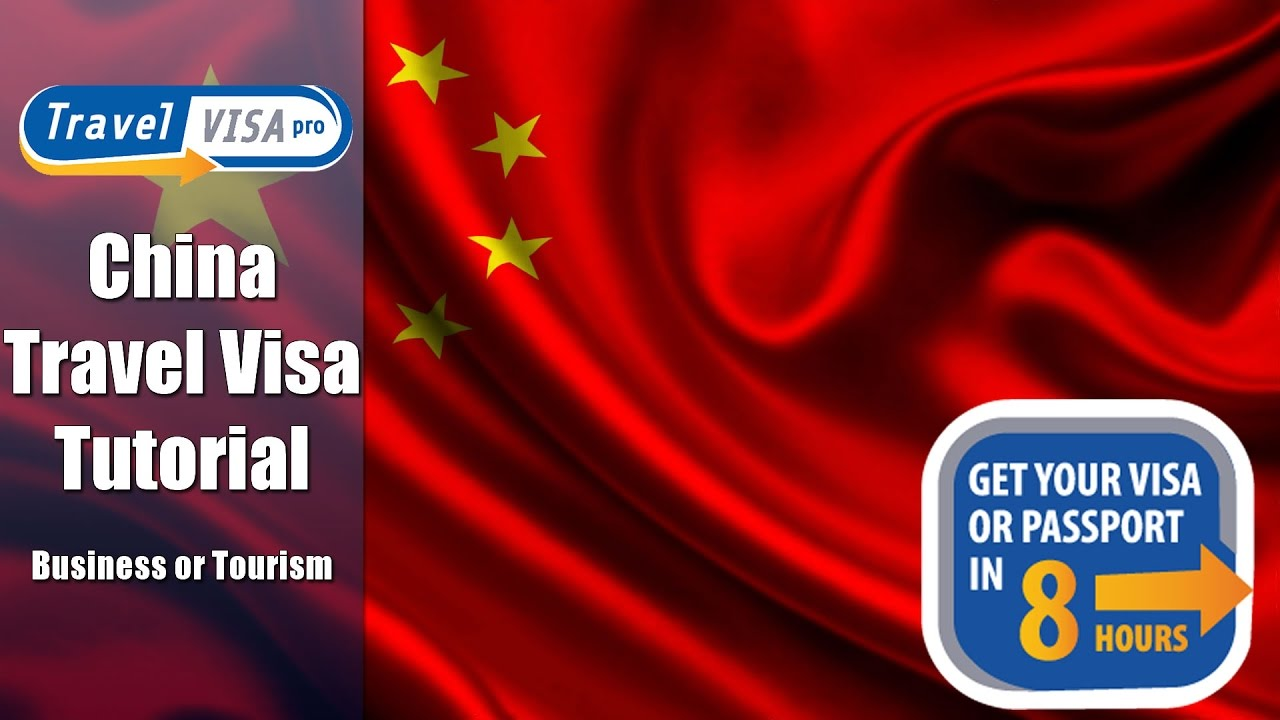China Visa Service Expedite Your Chinese Visa Application Online