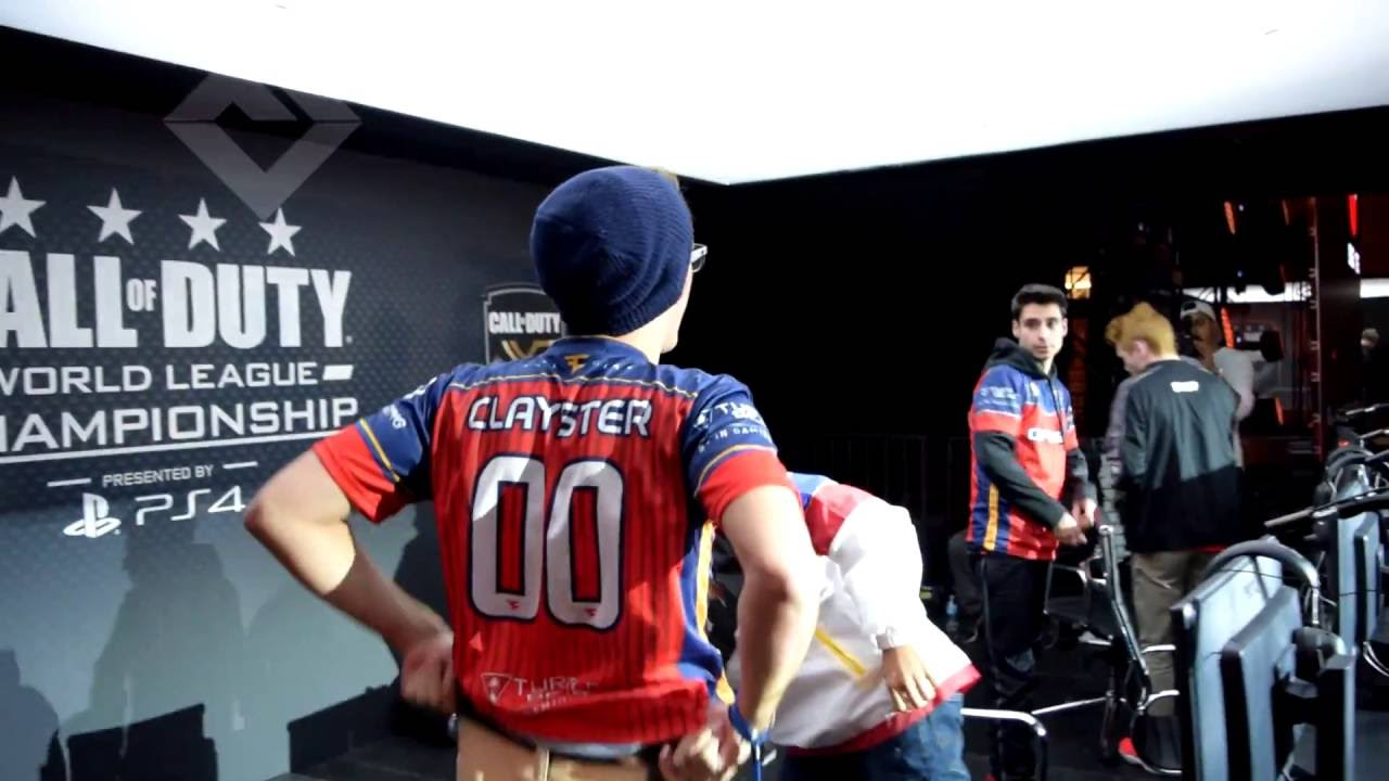 inside the booth faze clan vs team elevate cod champs xp 2016