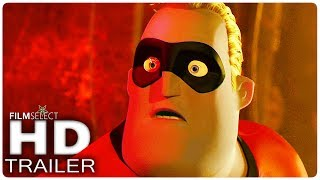 INCREDIBLES 2 Trailer 2 (2018) thumbnail