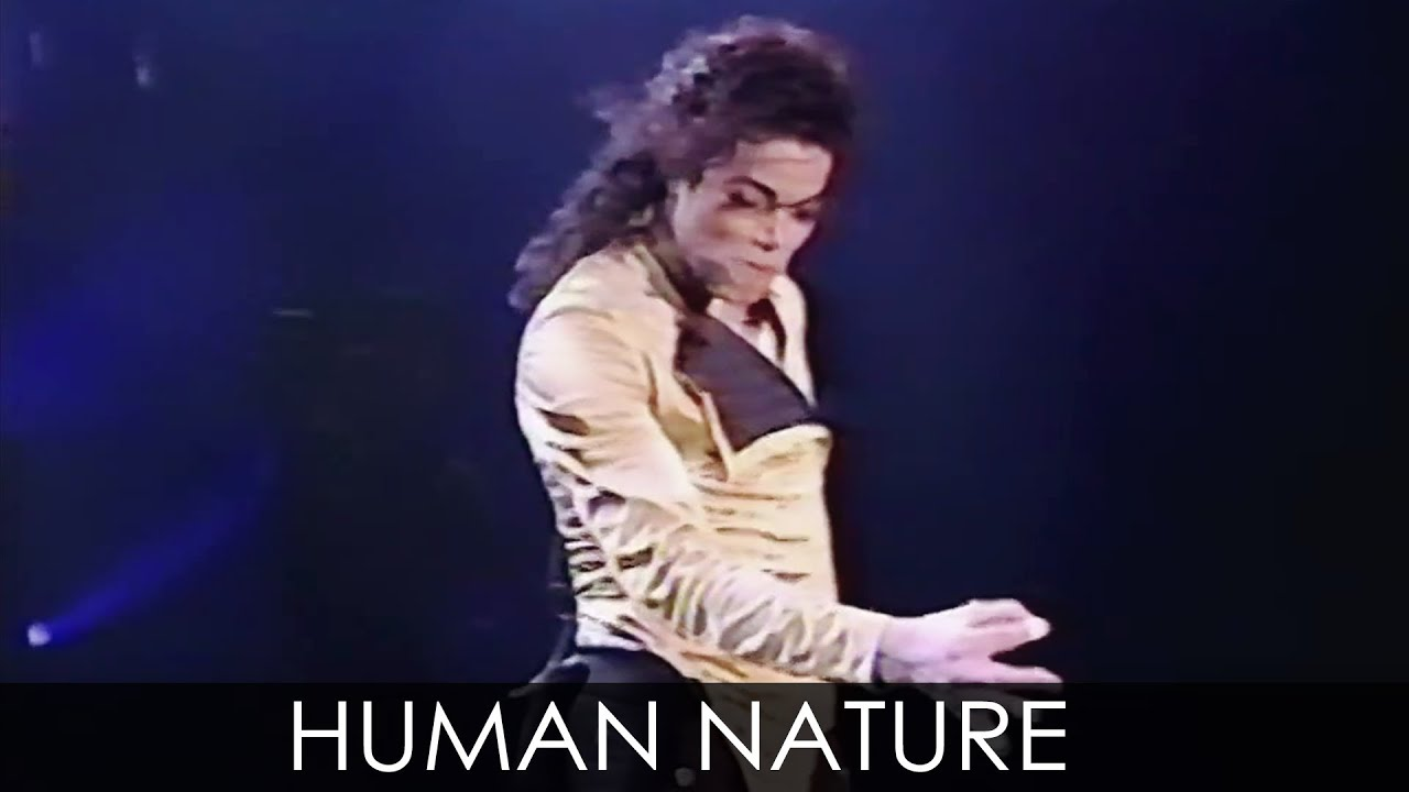 Human Nature Live Bad Tour