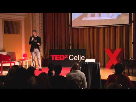 Lego & life: Bricks can be serious and architecture playful | Rok Žgalin Kobe | TEDxCelje