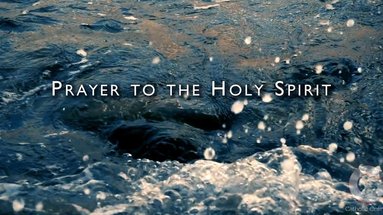 picture regarding Come Holy Spirit Prayer Printable titled Prayer towards the Holy Spirit - Prayers - Catholic On the internet