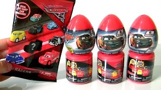 CARS 3 Mini Diecast Mystery Blind Bags Surprise MASHEMS DISNEY PIXAR CARS 3 EASTER EGGS 2017 NEW
