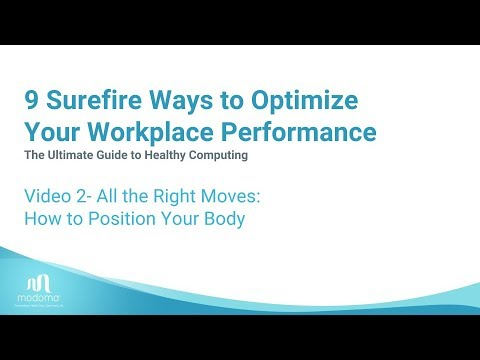 9 Surefire Ways to Optimize Your Workplace Performance - Part 2