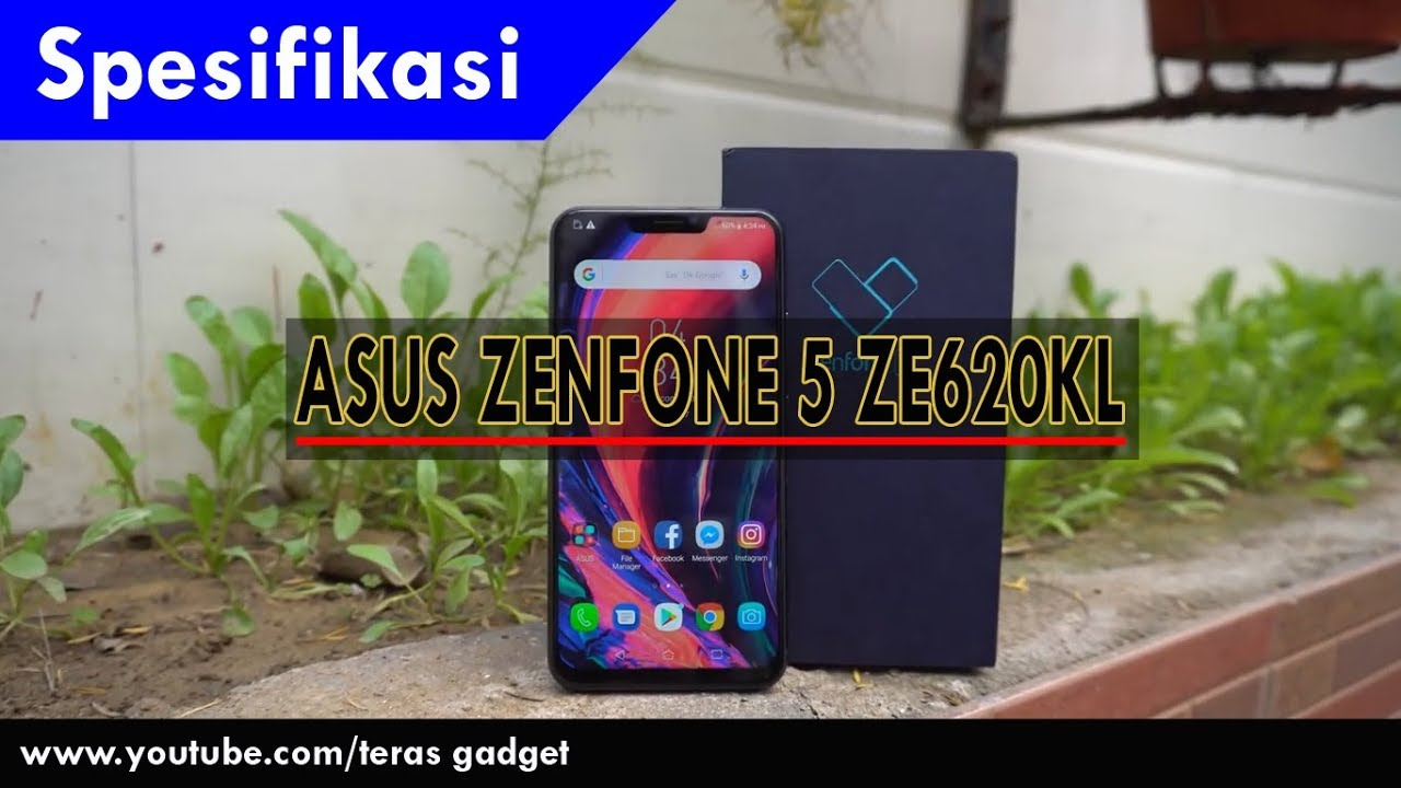 Asus Zenfone 5 Ze620kl Intip Spesifikasi Dan Harga Youtube