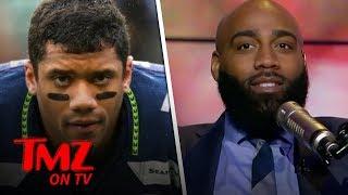Russell Wilson to Seahawks Linemen, You Each Get $12k In Amazon! | TMZ TV