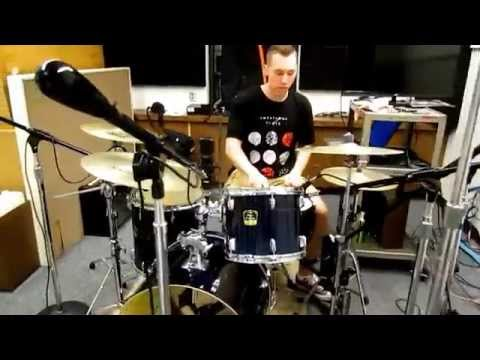 twenty one pilots: Tear In My Heart (Drum Cover)