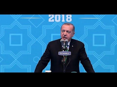 Erdoğan'dan Resulullah'a Muhteşem Aşk şiir'i