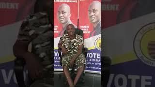 President Tinashe Jonas warns General Chiwenga