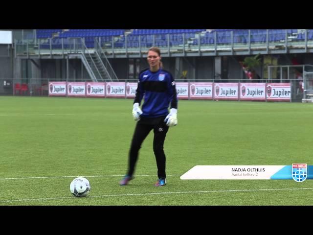 PEC Zwolle Mannen vs Vrouwen - Aflevering 1