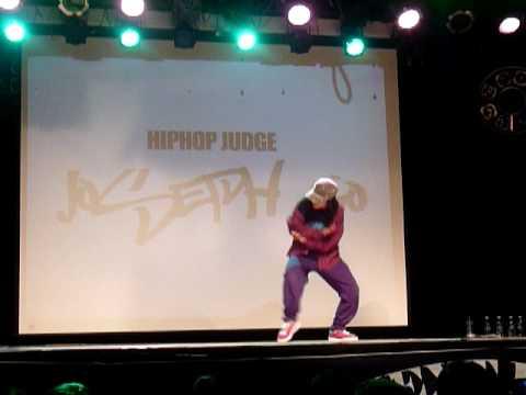 4 Da Next Level 2009 Hip Hop Finals - J-Black VS Mini