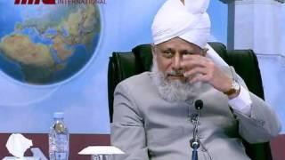 Waqf-e-Nau Khudam Class   part 6/6
