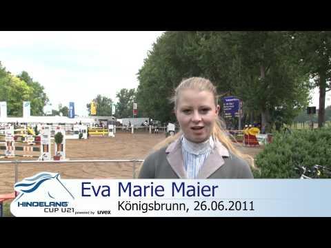 Portrait Eva Marie Maier