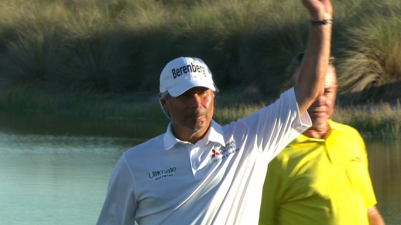 Highlights | Fred Couples wins by three at Chubb Classic - YouTube