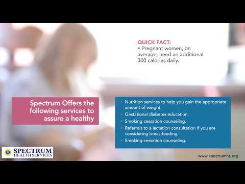 Spectrum Health Services -   Prenatal Care