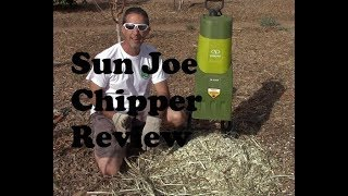 Sun Joe Chipper Review