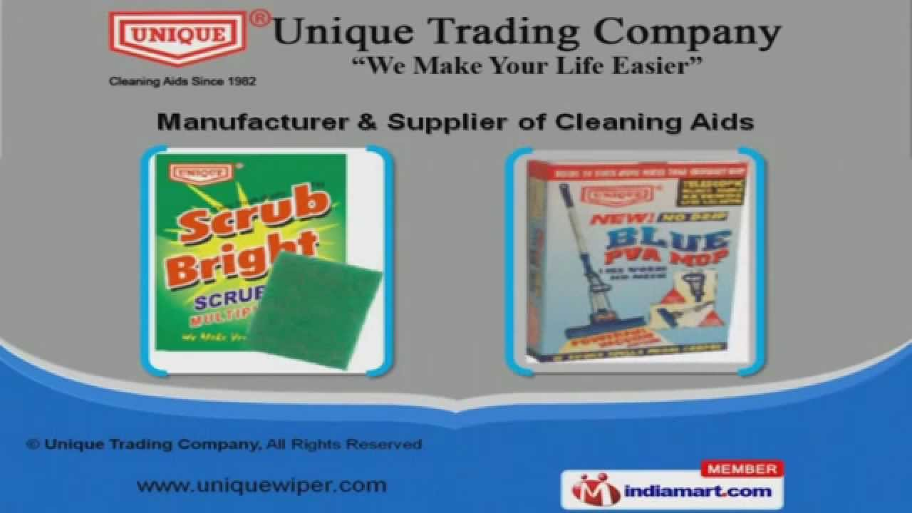 Cleaning Products by Unique Trading Company, New Delhi