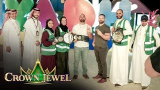 The Revival take in the sights of Saudi Arabia: WWE Exclusive, Oct. 30, 2019