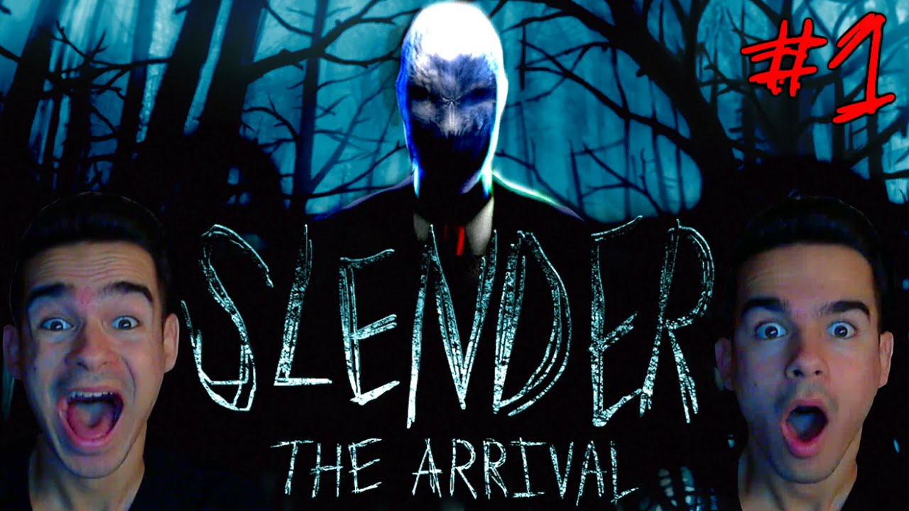 slender the arrival let 39 s play 1 facecam pure angst german hd youtube. Black Bedroom Furniture Sets. Home Design Ideas