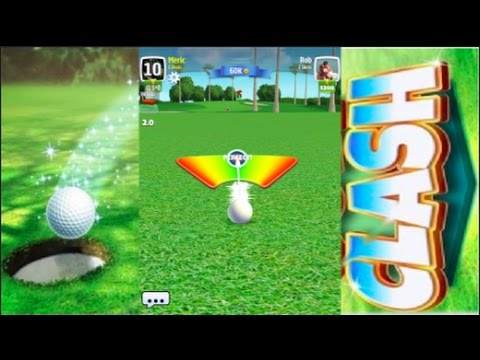 Golf Clash, more gameplay and tips and tricks.