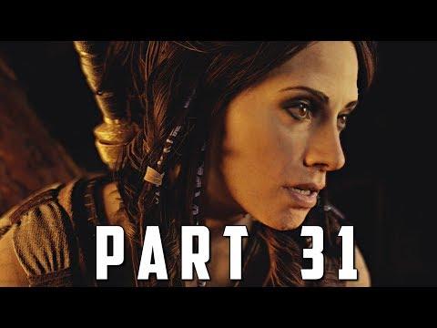 GOD OF WAR Walkthrough Gameplay Part 31 - THE SICKNESS (God of War 4)
