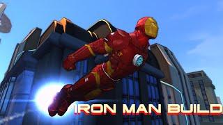 Champions Online: Theme Builds - IRON MAN