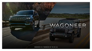 Jeep® | Grand Wagoneer & Wrangler 4xe | Reveal