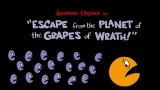 annoying orange hfa season 1 episode 13 escape from the planet of the grapes of wrath