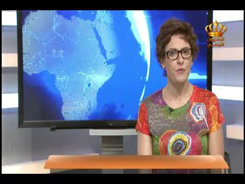 English News at Ten on Jordan Television 15-08-2017